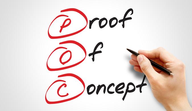 Melhores práticas de aplicação de uma prova de conceito